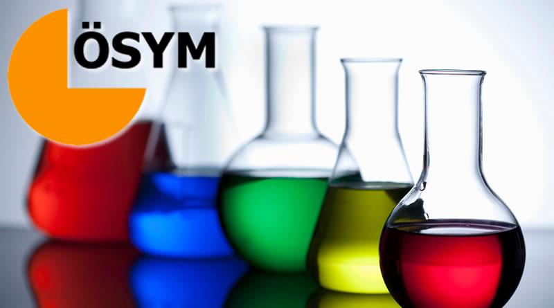 2017 LYS Kimya Konuları