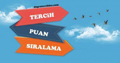 Üniversite Tercihlerinde Puan mı Önemli Sıralama Mı ?